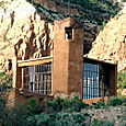 20 May 2005: The Chapel at Christ in the Desert.
