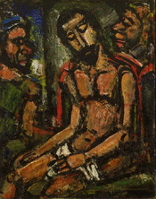 Rouault_christ_mocked_by_soldiers_1